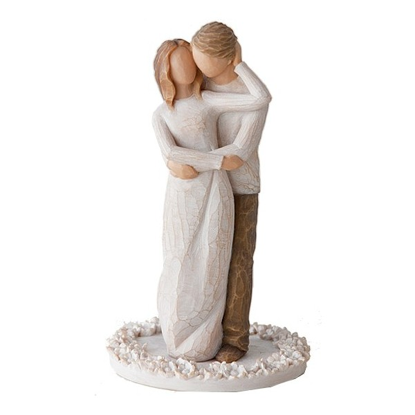 ENSEMBLE CAKE TOPPER WILLOW TREE