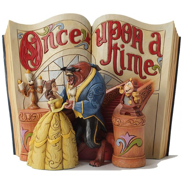 BELLE ET LA BETE STORYBOOK DISNEY TRADITIONS