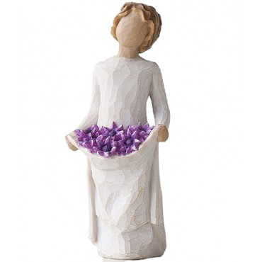 FIGURINE WILLOW TREE JOIE SIMPLE
