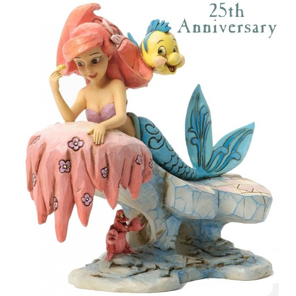 ARIEL 25e ANNIVERSAIRE DISNEY TRADITIONS